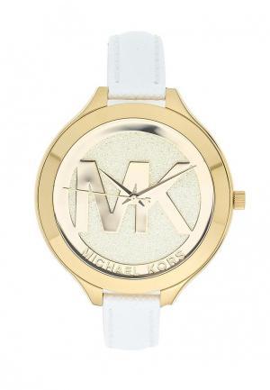 Часы Michael Kors. Цвет: белый