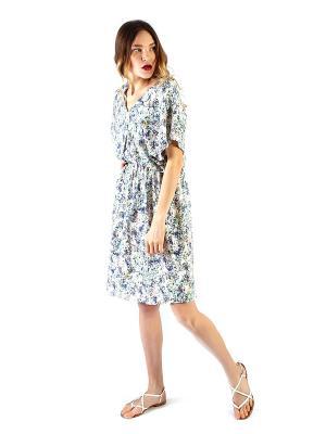 Платье V-вырез EMMY