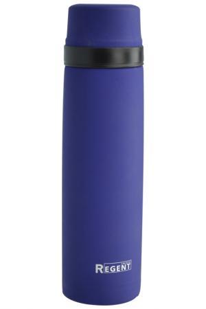 Термос 1 л Regent Inox. Цвет: синий