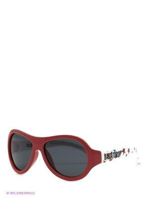 Солнцезащитные очки BabiatorsPolarized Babiators. Цвет: розовый, белый