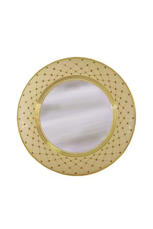 Зеркало настенное круглое Delta. Цвет: мультицвет
