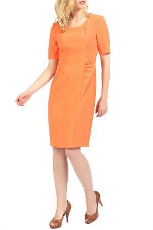 Платье Apanage. Цвет: mandarin