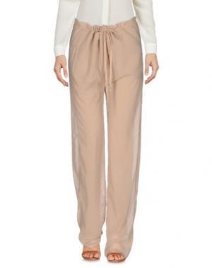 Повседневные брюки GOTHAINPRIMIS. Цвет: бежевый