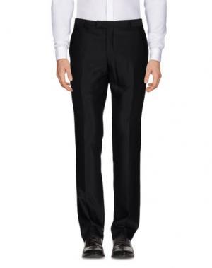 Повседневные брюки PAOLONI. Цвет: черный