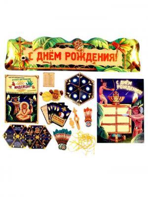Набор для праздника А М Дизайн. Цвет: светло-оранжевый, коралловый, темно-бежевый
