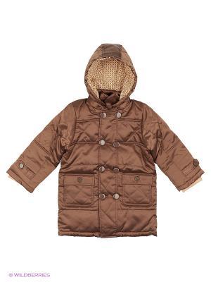 Пальто Senbodulun. Цвет: коричневый