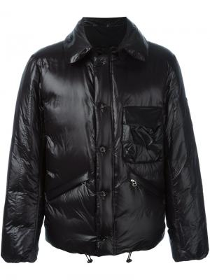 Куртка-бомбер 08Sircus. Цвет: чёрный