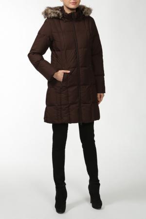 Куртка Marks & Spencer. Цвет: шоколад