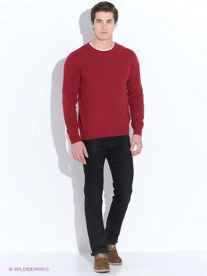 Джемпер G.O.P.. Цвет: бордовый