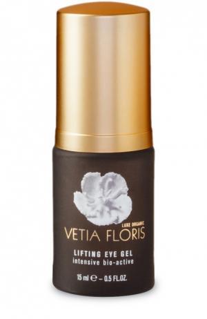 Гель с подтягивающим эффектом для кожи вокруг глаз Lifting Eye Gel Vetia Floris. Цвет: бесцветный
