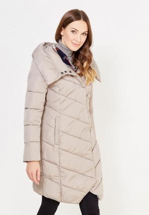 Куртка утепленная Baon. Цвет: серый