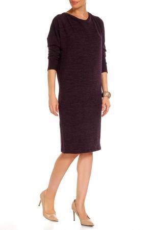 Платье Ангора Alina Assi. Цвет: темно-фиолетовый