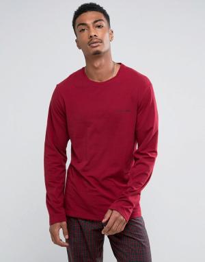 Calvin Klein Пижама. Цвет: красный