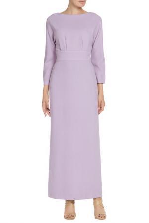 Платье NATALIA PICARIELLO. Цвет: сиреневый