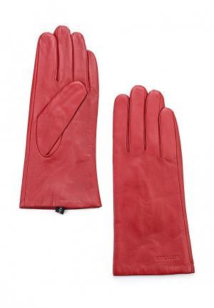 Перчатки Wittchen. Цвет: красный