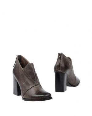Ботинки SALVADOR RIBES. Цвет: серый