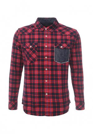 Рубашка Gianni Lupo. Цвет: красный