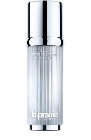 Эмульсия для лица и шеи Cellular Swiss Ice Crystal Emulsion La Prairie. Цвет: бесцветный