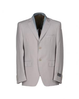 Пиджак MESSORI. Цвет: серый