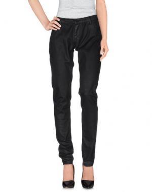 Повседневные брюки LE TEMPS DES CERISES. Цвет: черный