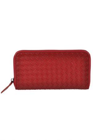 Клатч FLORENCE BAGS. Цвет: красный