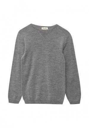 Джемпер R&I. Цвет: серый