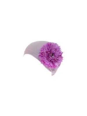 Бандана Jane Flo. Цвет: сиреневый