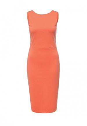 Платье Bestia. Цвет: оранжевый