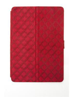 Чехол-книжка Ruby универсальный 10.1 (264х182 мм) с уголками (красный). Цвет: красный