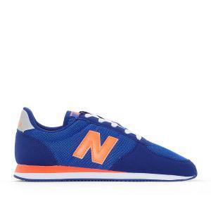 Кеды KL220BOY NEW BALANCE. Цвет: синий/ оранжевый