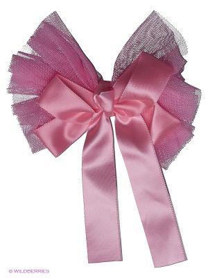 Заколка для волос Modis. Цвет: розовый