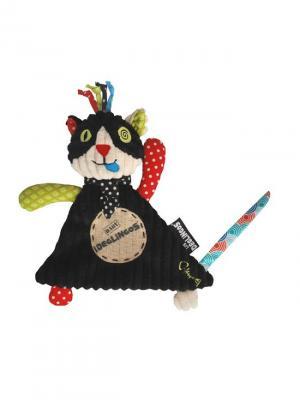 Игрушка Deglingos Котик Charlos - Baby. Цвет: черный
