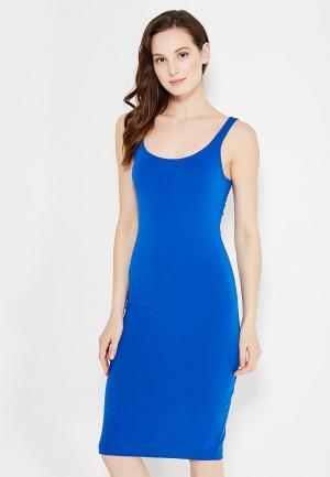 Комплект платьев 2 шт. oodji. Цвет: синий