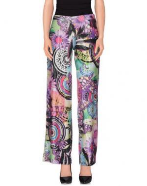 Повседневные брюки TWENTY-29. Цвет: розовато-лиловый