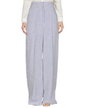 Повседневные брюки NEW YORK INDUSTRIE. Цвет: синий