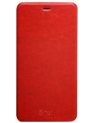 Чехол skinBOX Lux Xiaomi Mi5S Plus. Цвет: красный