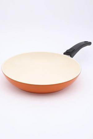 Сковорода Green Top. Цвет: оранжевый