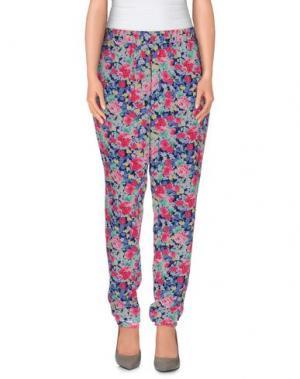 Повседневные брюки JOIE. Цвет: светло-фиолетовый