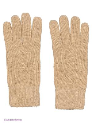 Перчатки Maxval. Цвет: бежевый, коричневый
