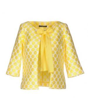 Пиджак LA CAMICIA BIANCA. Цвет: желтый