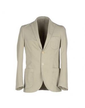 Пиджак GERMANO. Цвет: серый
