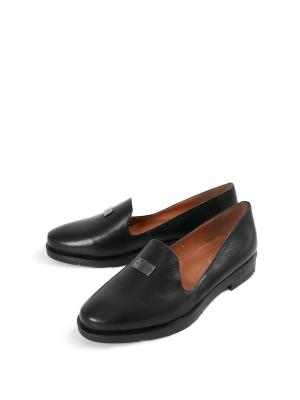 Туфли Renzoni. Цвет: черный