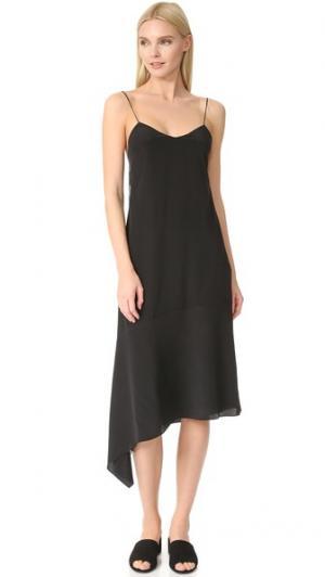 Платье-комбинация Callia JENNY PARK. Цвет: голубой