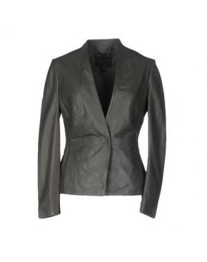 Пиджак MUUBAA. Цвет: серый