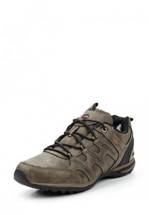 Ботинки трекинговые Strobbs. Цвет: хаки