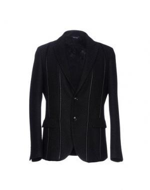 Пиджак YOON. Цвет: черный