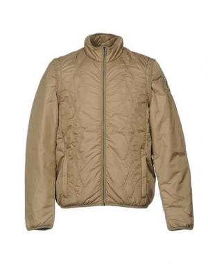 Куртка CONTE OF FLORENCE. Цвет: хаки