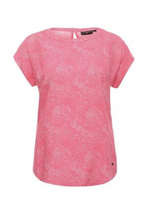 Блуза Finn Flare. Цвет: красный
