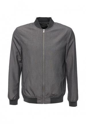 Ветровка Burton Menswear London. Цвет: серый