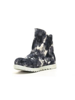 Ботинки AZ-ART. Цвет: серый